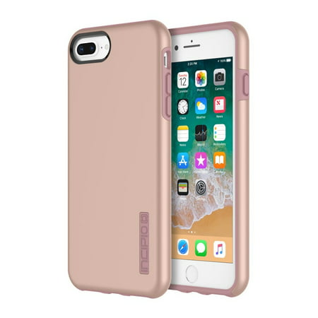 97016fb7f205 Incipio DualPro iPhone 8 Plus Case with Shock-Absorbing Inner Core    Protective Outer Shell for iPhone 8 Plus - - Walmart.com