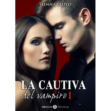 La cautiva del vampiro - Vol.1 - eBook - Disfraces Vampiro Halloween