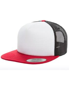 56423854640 Product Image Yupoong Headwear Foam Trucker Cap 6005