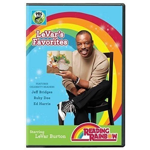 Reading Rainbow: Levar's Favorites by