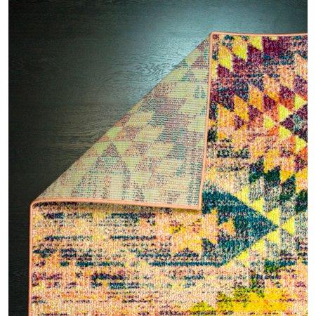 A2z Rug Modern Colourful Contemporary Design Rio