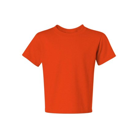 Orange Scuba Equipment (Jerzees T-Shirts Dri-Power? Youth 50/50 T-Shirt 29BR)