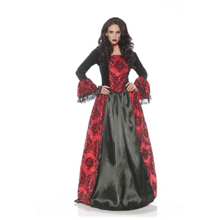 Eternity Womens Adult Vampire Mistress Halloween Costume](Vampire Costume Ideas For Adults)