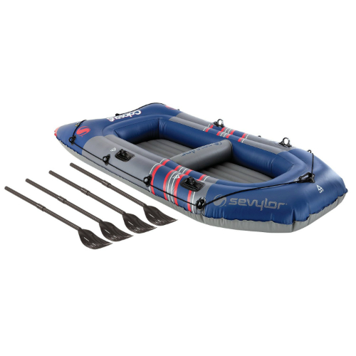 Sevylor Colossus 4-Person Inflatable Boat by COLEMAN
