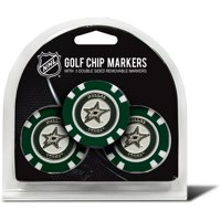 Team Golf NHL Dallas Stars 3 Pack Golf Chip Ball Markers