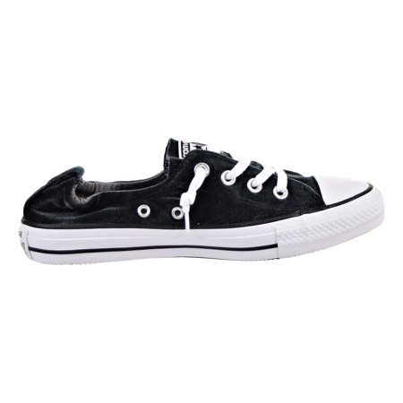 Converse Chuck Taylor All Star ShoreLine Slip Women's Shoes Black/Mason/White 559358f - Personalized Converses