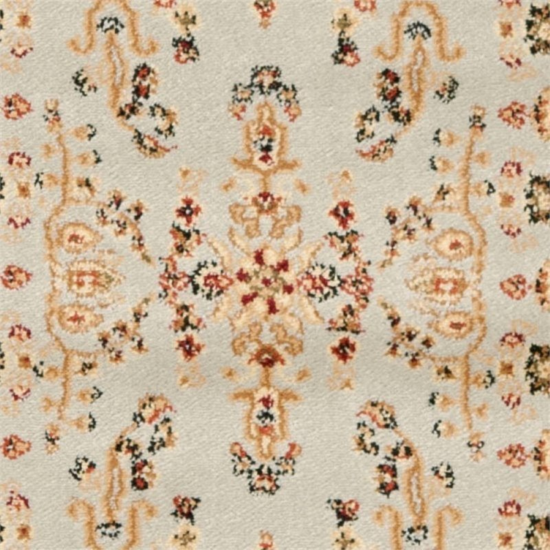 Safavieh Lyndhurst 6' X 9' Power Loomed Rug in Gray and Beige - image 7 of 9