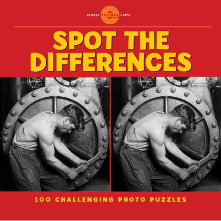 Spot the Differences : 100 Challenging Photo Puzzles - Halloween Spot The Difference