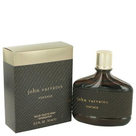 John Varvatos Vintage by John Varvatos Eau De Toilette Spray 2.5