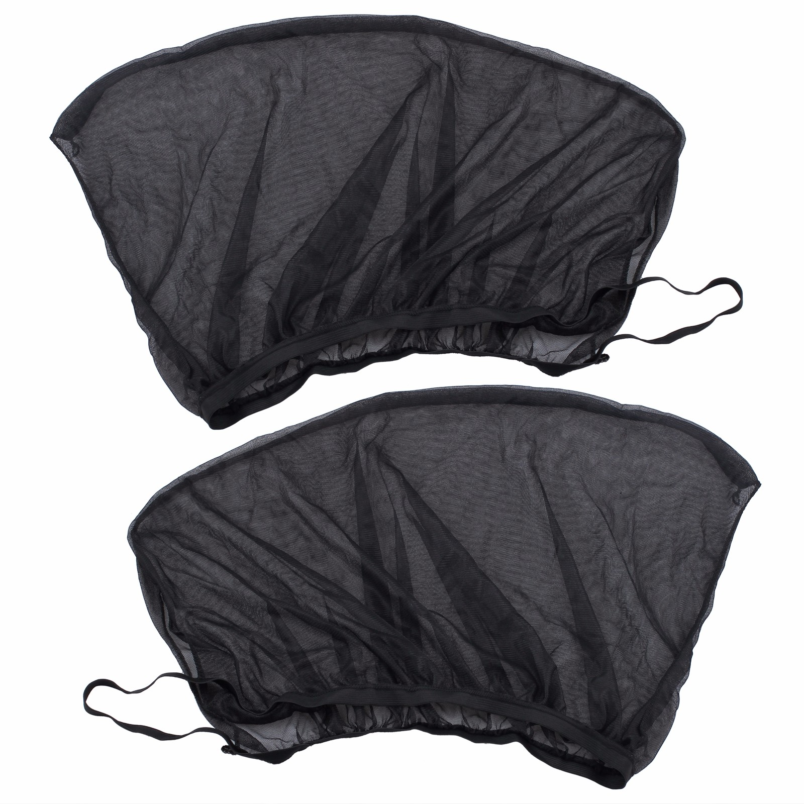 Sun Protection Protect Your Car and Kids from The Sun Car Front Window Mosquito Cover 2PCS Car Window Sunshade VideoPUP Universal Car Side Window Sun Shade