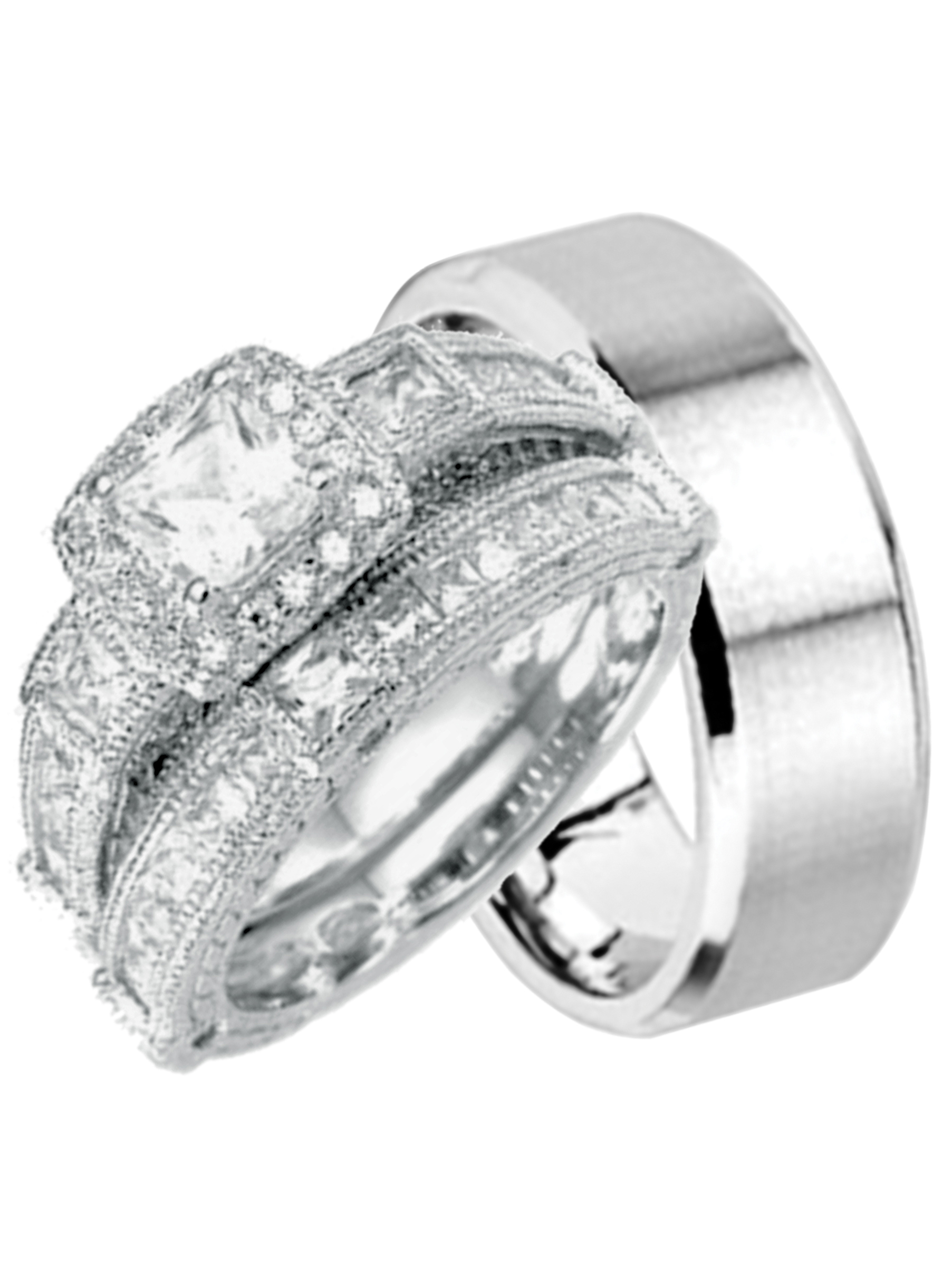 round ring bressay views detailed maevona wedding rings edinburgh engagement detail