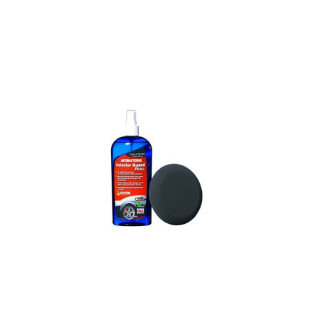Ultima Antibacterial Interior Guard Plus Kit 12 oz. Bottle & Round FoamApplicator For Auto Truck Car & RV (Guard Auto)