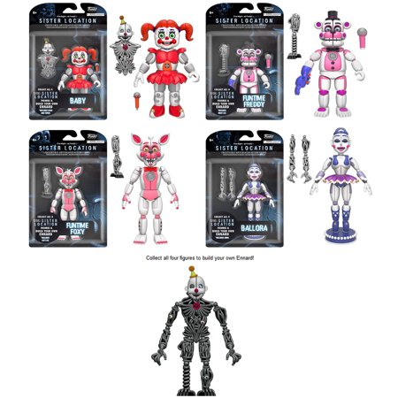 FUNKO 5 ARTICULATED ACTION FIGURE: FIVE NIGHTS AT FREDDY'S