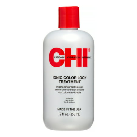 Ionic Color Lock Treatment, By Chi - 12 Oz Treatment