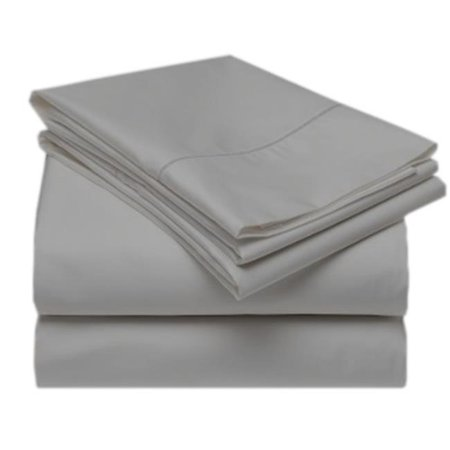 Gotcha Covered Terra Bed Sheet Set Deep Profile, Dove - Split King