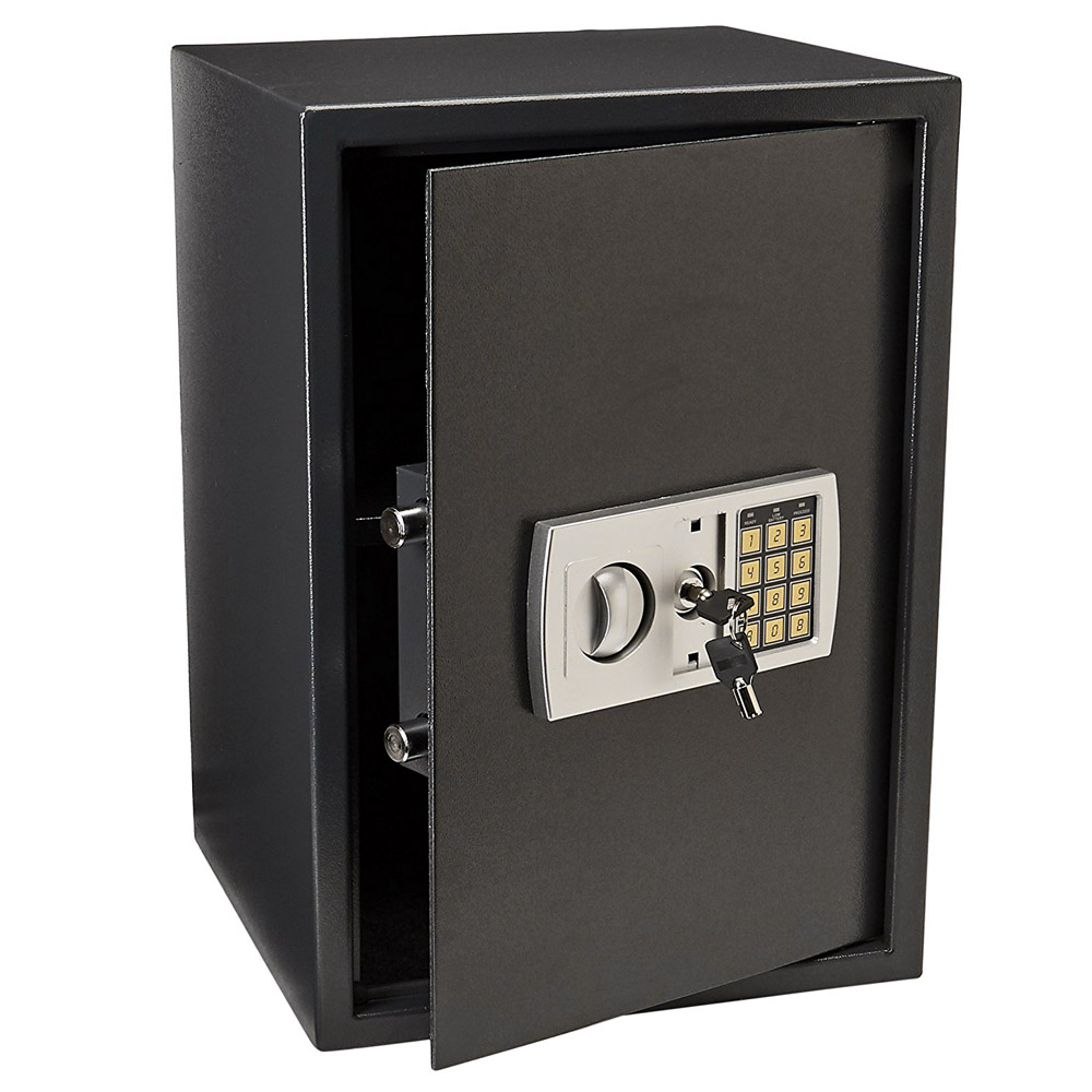 Electronic Safe Box Lock Box Safes and Lock Boxes Combination Security Cabinet