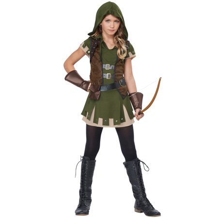 Tween Miss Robin Hood Costume - Costume Ideas For Tween Girls