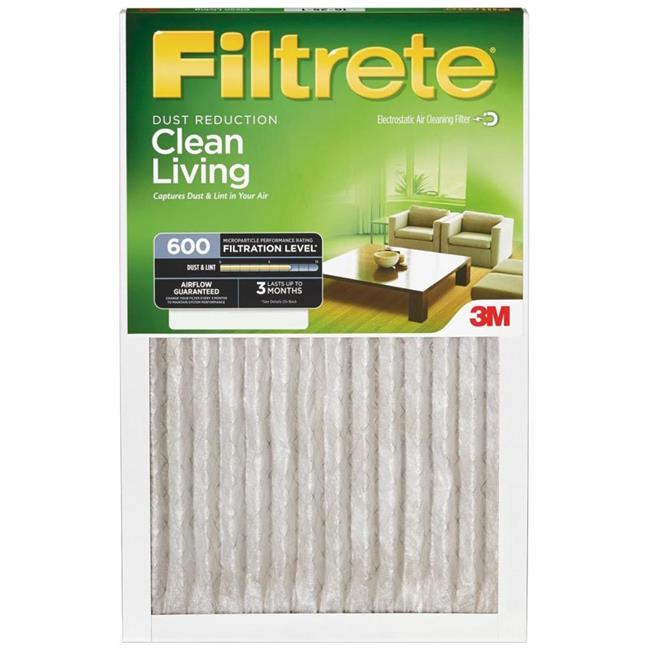 3M Filtrete - Filtrete 600 Filter by Pack of - 2