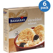 Breakfast Cereal: Barbara's Shredded Wheat