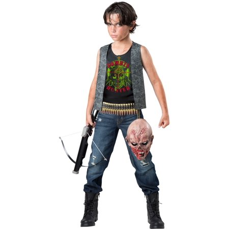 Boy's Zombie Hunter Costume - Boys Zombie Hunter Costume