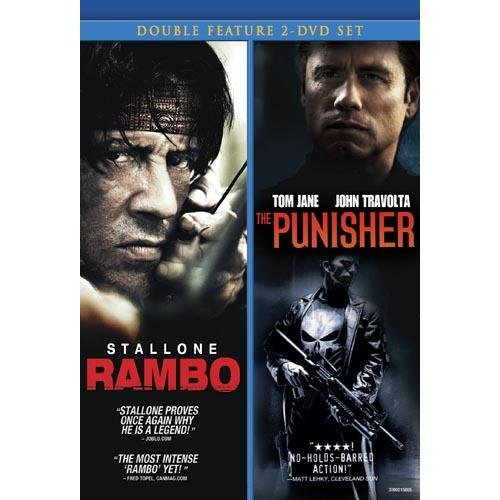 Rambo / Punisher (Double Feature) (Widescreen)
