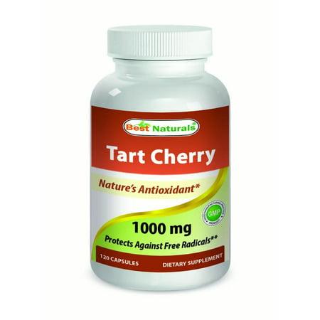 Best naturals tart cherry 1000 mg 120 veggie