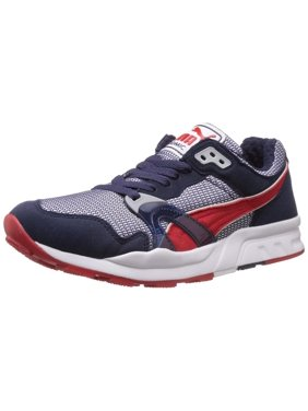 Product Image Puma Trinomic XT 1 Plus Mens Navy Red Sneakers 890ab1ea5