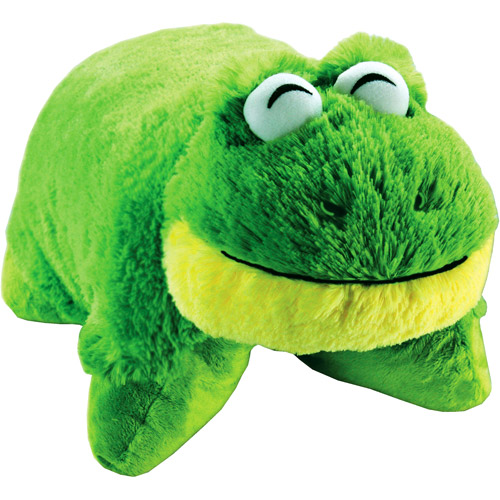 As Seen on TV Pillow Pet, Friendly Frog