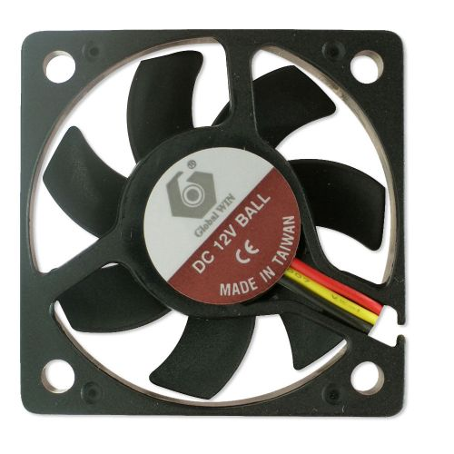 Global WIN 50x50x10 BB Case Fan