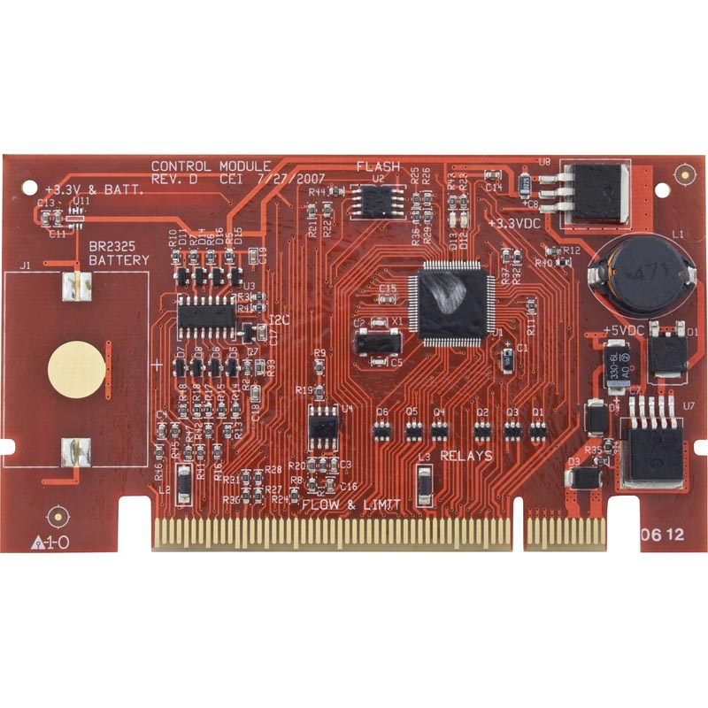 Vita Spas 0454002-D Circuit Board