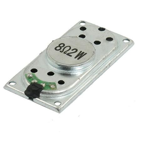 Magnet Métal Coque 8 Ohm 2 Watt Haut-parleurs Tweeter Corne pour Ordinateur - image 1 de 1