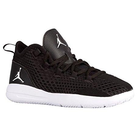 Nike Boys JORDAN REVEAL BP  BLACKWHITE BLACK WHITE  15Y