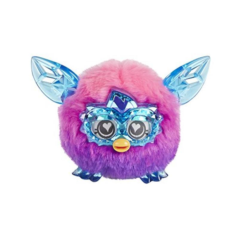 Furby Furblings Creature Plush, Pink Purple by