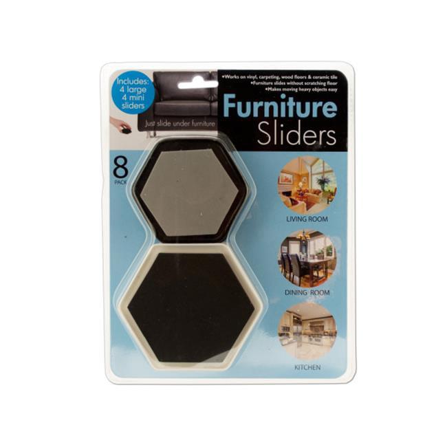 Bulk Buys OD849-32 Furniture Sliders - image 1 of 1