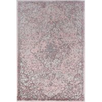 Little Seeds Serenity Saturated Blush Area Rug, 5 x 7