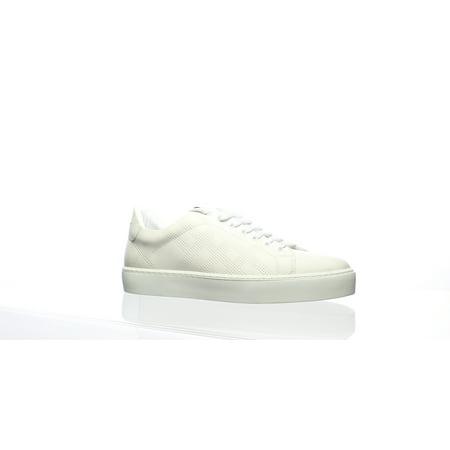 Burberry Womens White Fashion Sneaker Size 7.5 (Burberry Shoes Kids)