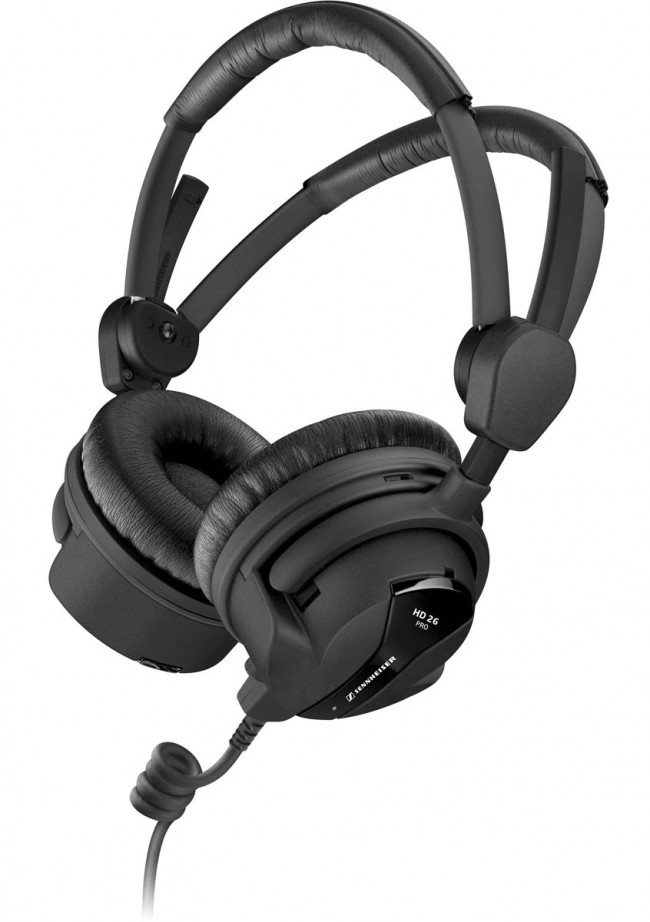 Sennheiser HD26PRO Closed-Back Over-Ear Headphones
