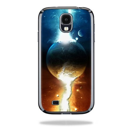 Mightyskins Protective Vinyl Skin Decal Cover for Speck CandyShell Samsung Galaxy S4 Case wrap sticker skins Sci