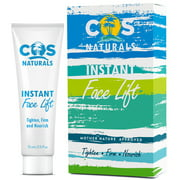 COS Naturals INSTANT FACE LIFT Tighten Firm And Nourish Natural & Organic Ingredients
