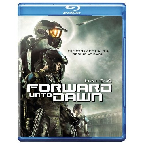Halo 4: Forward Unto Dawn (Blu-ray) (Widescreen)
