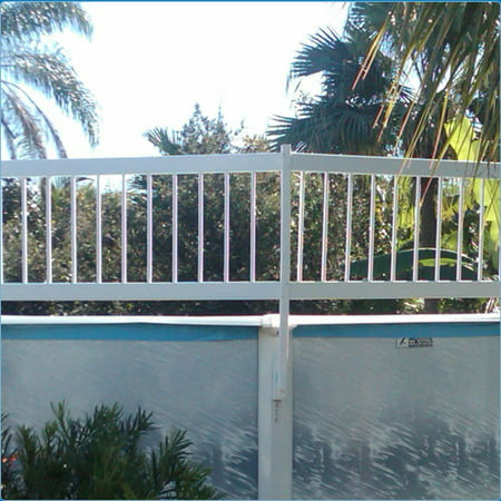 Image of Aqua Select Above Ground Swimming Pool Fence - Kit C - 2 Sections