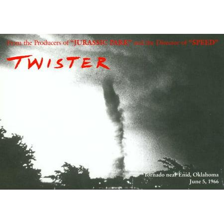 Twister POSTER Movie F Mini Promo