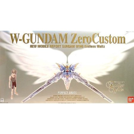 Bandai Hobby Wing Gundam Zero Custom 1/60 PG Perfect Grade Model Kit