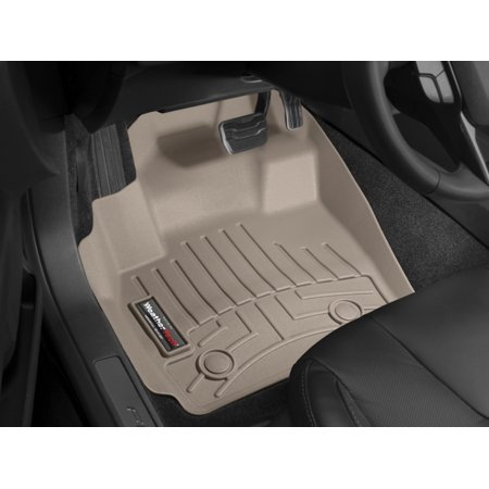 WeatherTech 07-09 Toyota Tundra Front FloorLiner - Tan