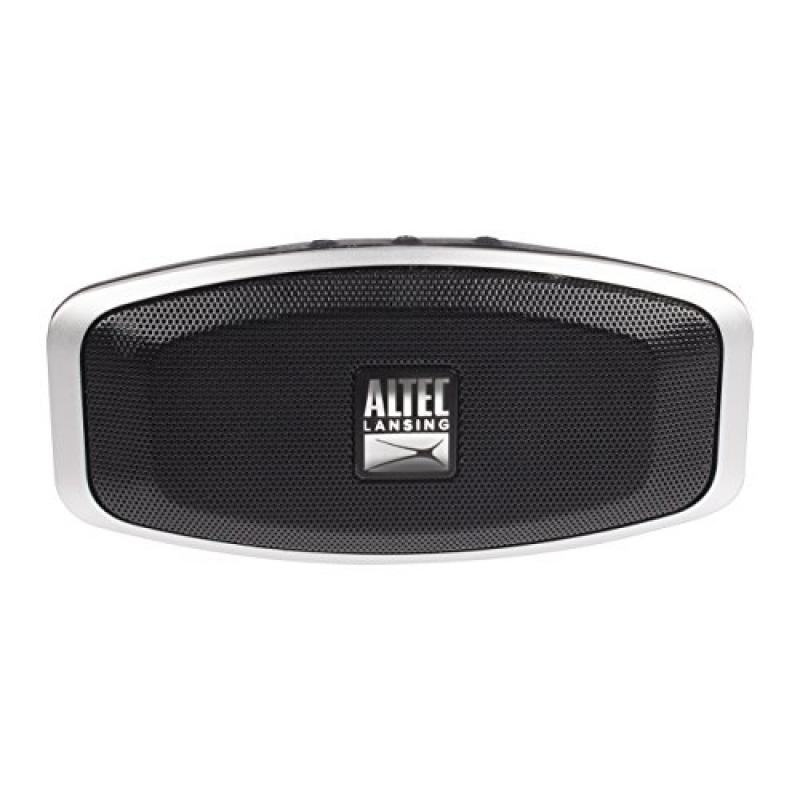 Altec Lansing IMW279-BLK Porta Pocket Bluetooth Speaker Black by Altec Lancing