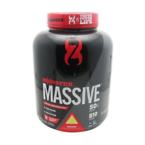 Cytosport Monster Massive Nutritional Drink, Vanilla, 4.6 Pound
