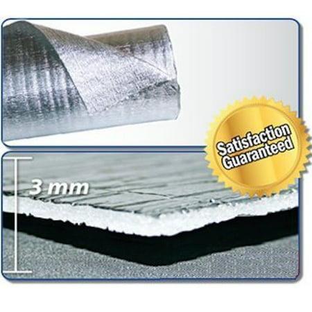 SmartSHILED -3  Reflective Insulation  roll, Foam Core, Radiant Barrier (Foam Core Insulation)