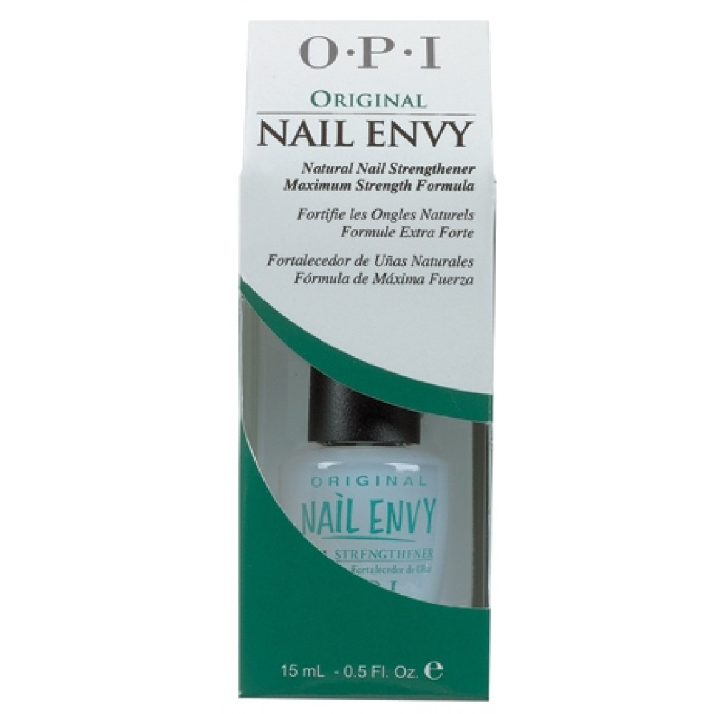 OPI Nail Treatments Nail Envy Natural Nail Strengthener, Original ...