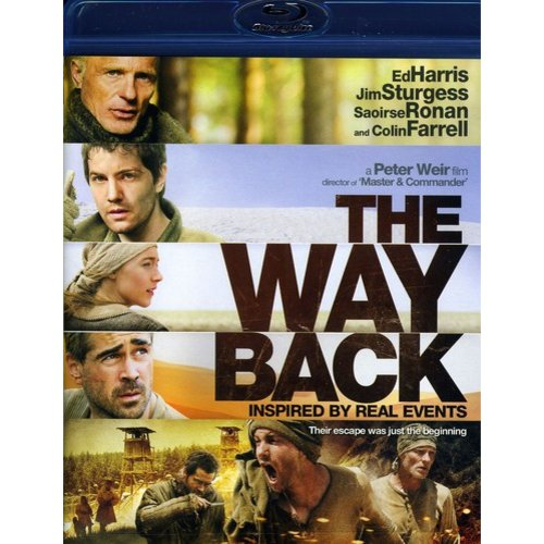 The Way Back (Blu-ray) (Widescreen)