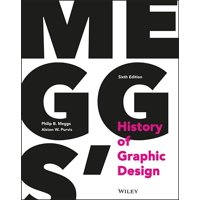 Meggs' History of Graphic Design (Hardcover)